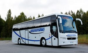 Volvo 9700H, 2009, 49 matkustajapaikkaa